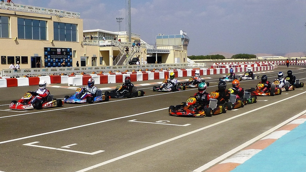 Karting: UAE Rotax Max Challenge round two report from Al Ain Raceway