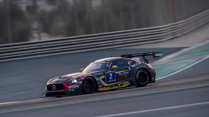 Dubai: Bleekemolen puts Black Falcon Mercedes-AMG GT3 on pole for Hankook 24H DUBAI