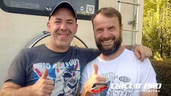 Ulster GP & Manx Festival: Catching up with Paul Moz Owen & Bruce Anstey