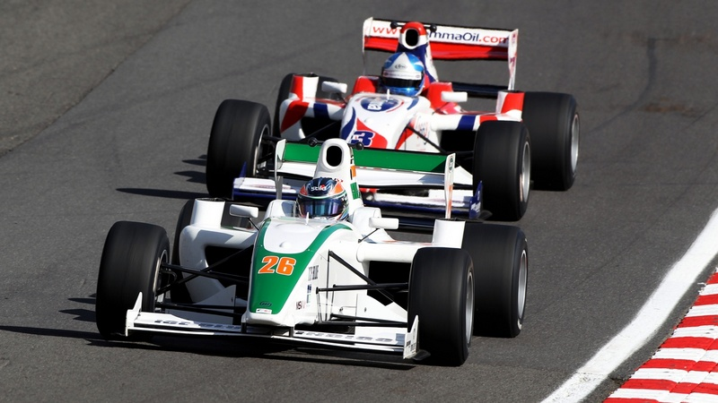 F2: Indian racer Parthiva Sureshwaren returns for 2011