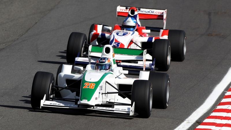 F2: Indian racer Parthiva Sureshwaren returns for 2011