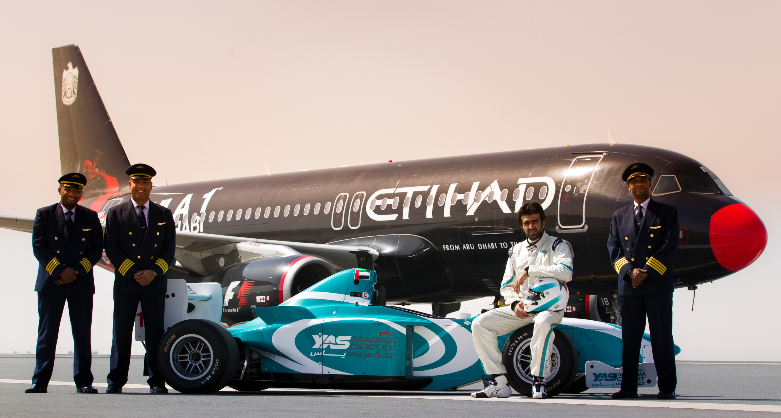 F1: Ticket Sales for Etihad Airways Abu Dhabi Grand Prix take off