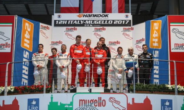 24H: Scuderia Praha Ferrari wins Hankook 12H of Mugello