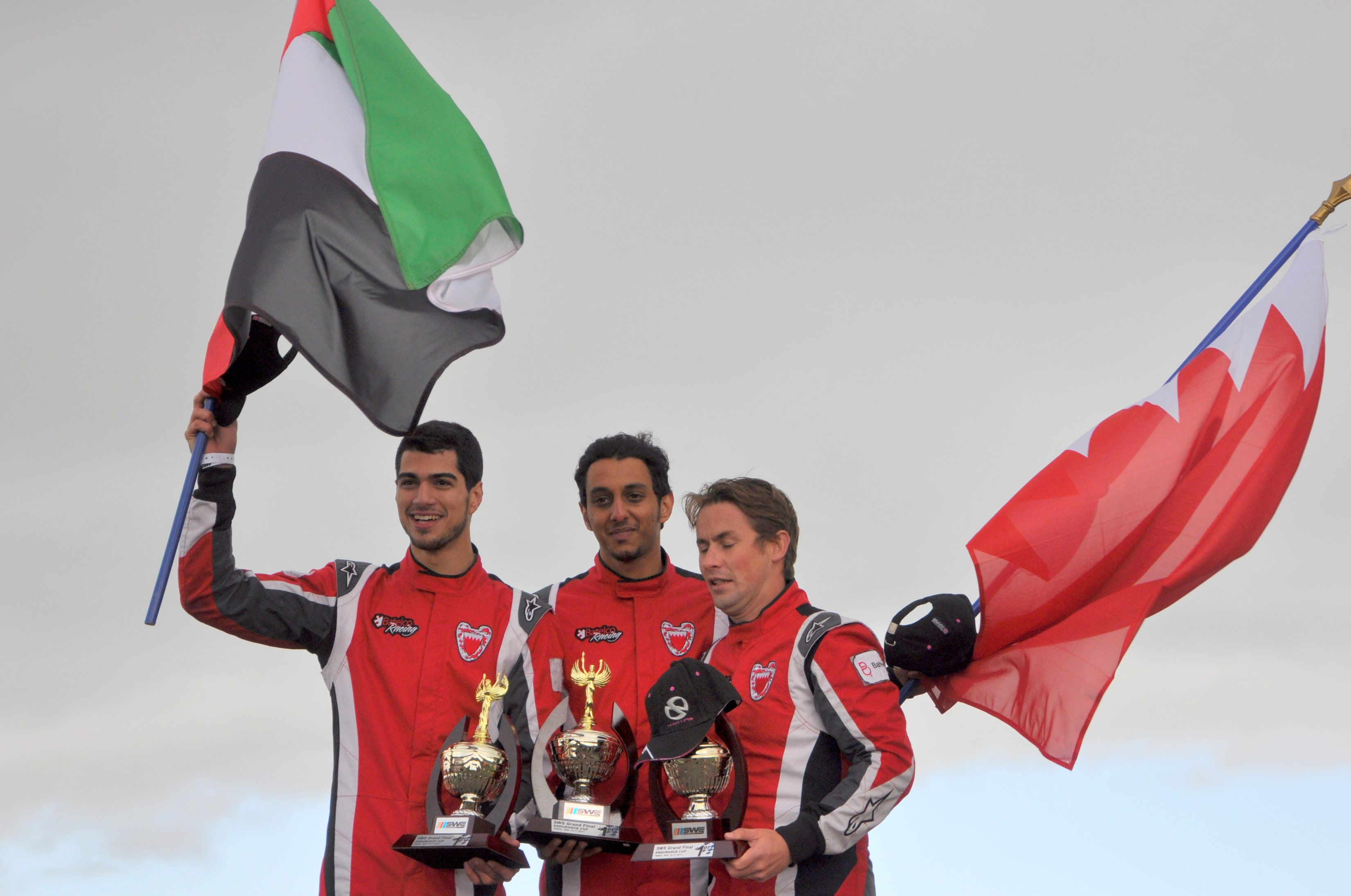 Karting: Batelco win SWS Grand Finals Endurance 12 Hours in Paris
