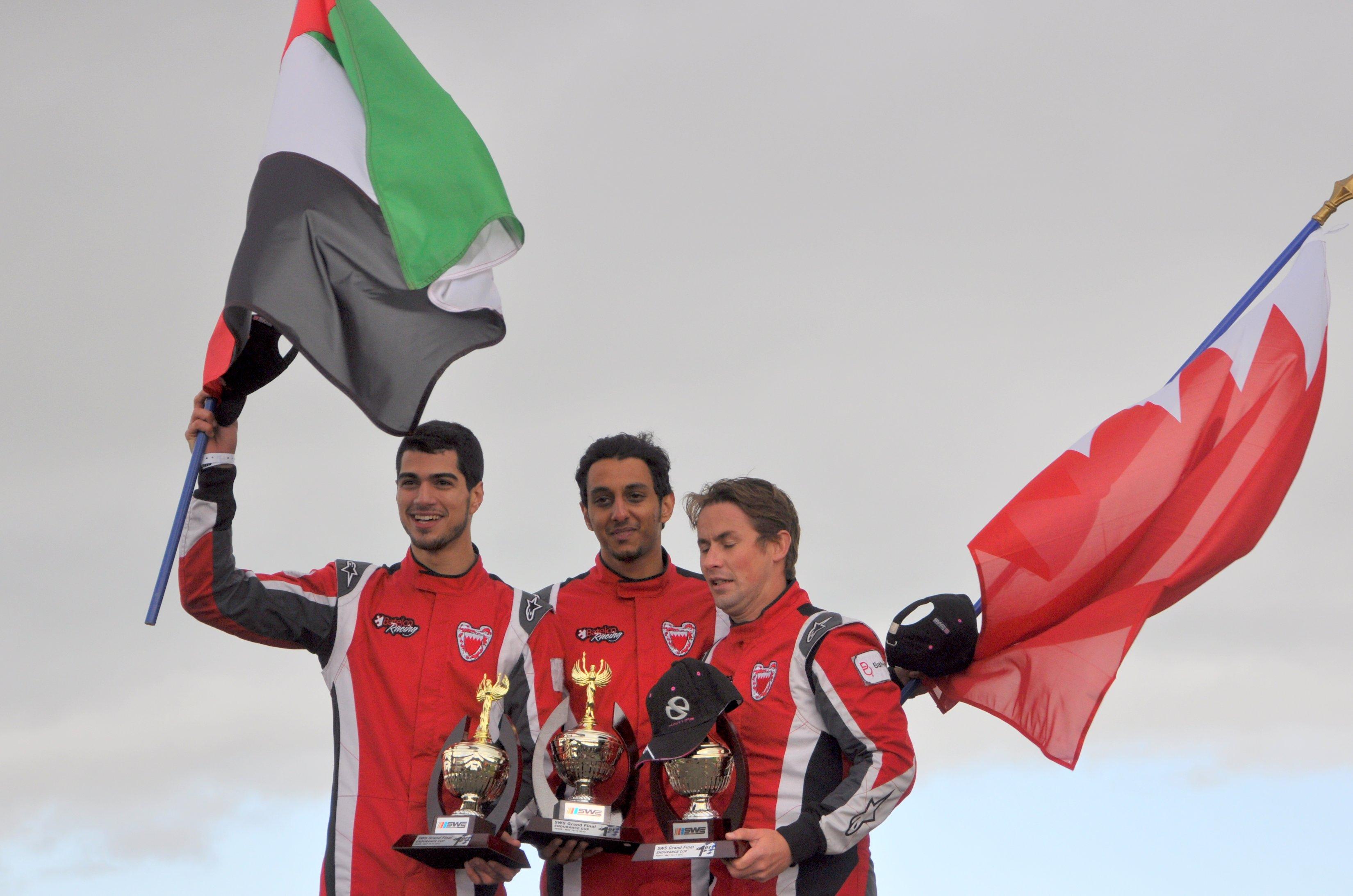 Karting: Batelco win SWS Grand Finals Endurance 12 Hours in Paris