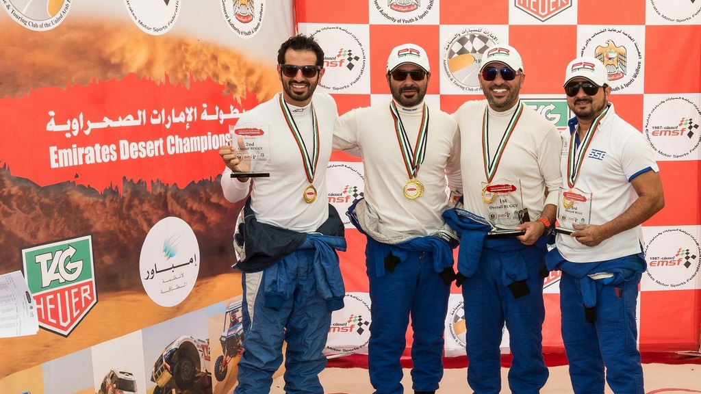 Dubai: Exciting finale sees champions crowned in toughest Emirates Desert Championship