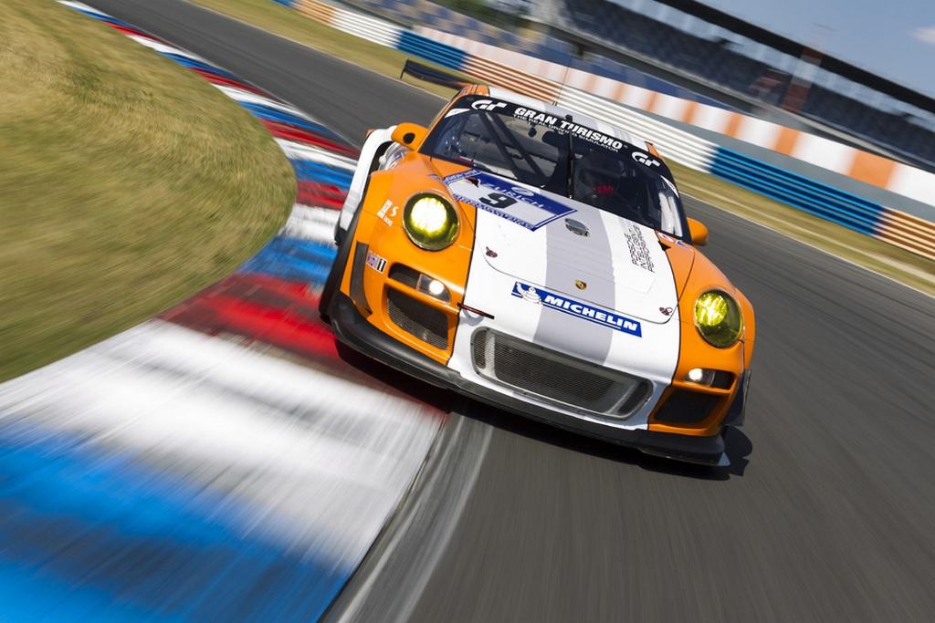 ALMS: Le Mans winning trio pilot innovative Porsche 911 GT3 R Hybrid at Road Atlanta