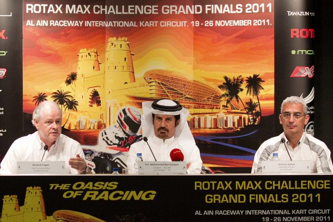 Karting: Al Ain Raceway hosts UAE Rotax MAX Challenge Grand Finals 19-26 Nov