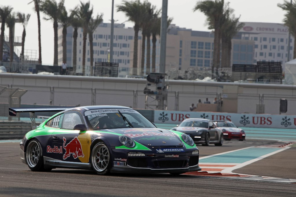 Porsche GT3 Cup ME: Saudi champion fights back for GT3 Cup victory