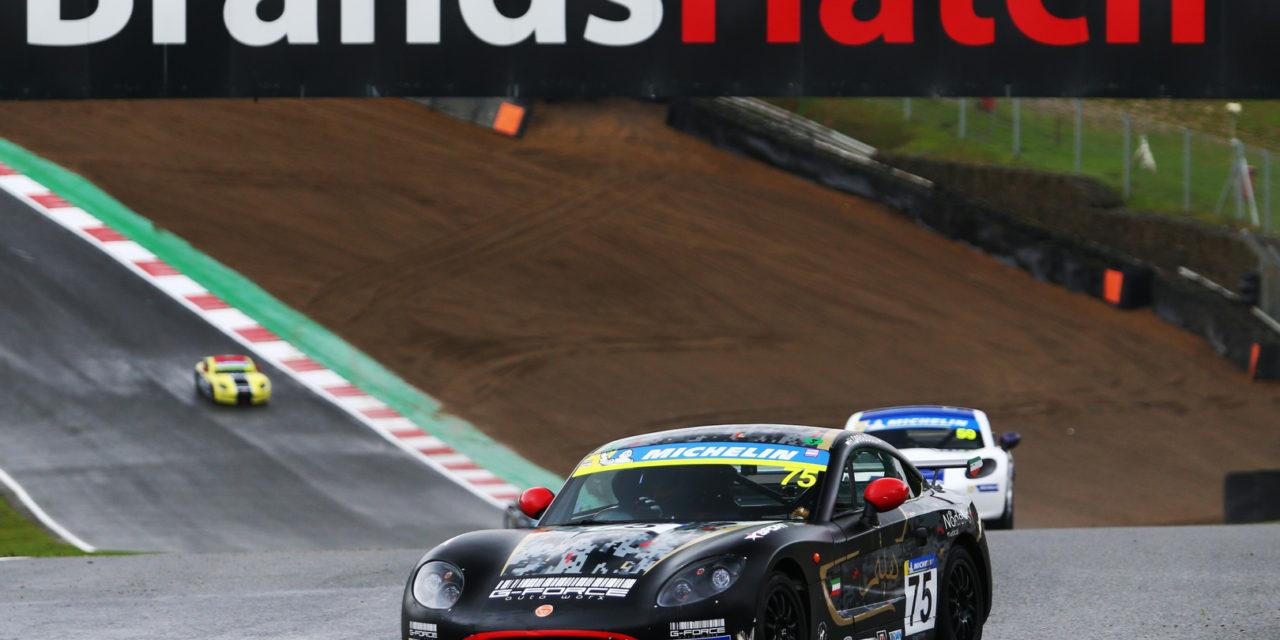 UK: Young Kuwait racer Haytham Qarajouli enjoys another top ten result at Brands Hatch season finale