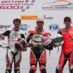 Qatar: Al Sulaiti and Al Malki wins Qatar Superstock 600 at Losail