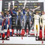 British GT: Optimum's Haigh becomes first woman to win British GT race atOulton Park