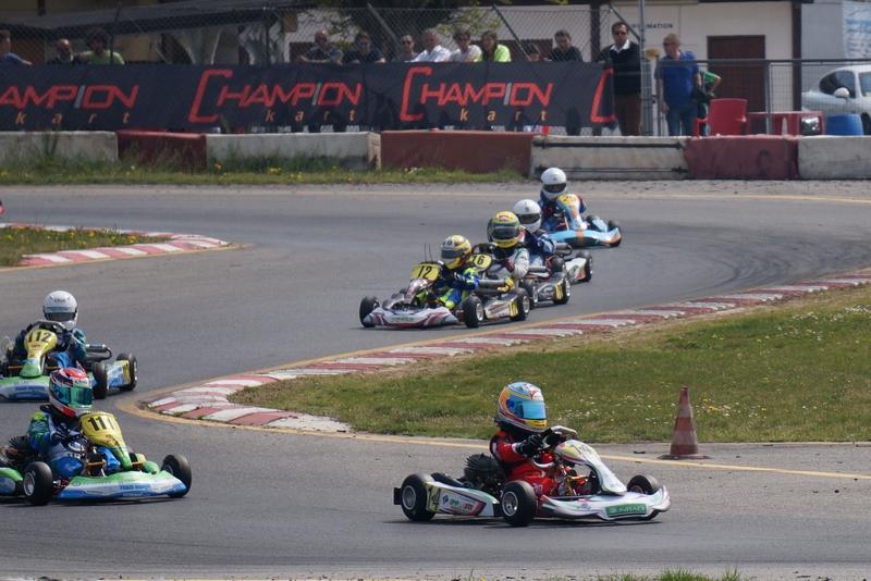 UAE: Rashid Al Dhaheri steps up a level in Italian Championship Karting Series