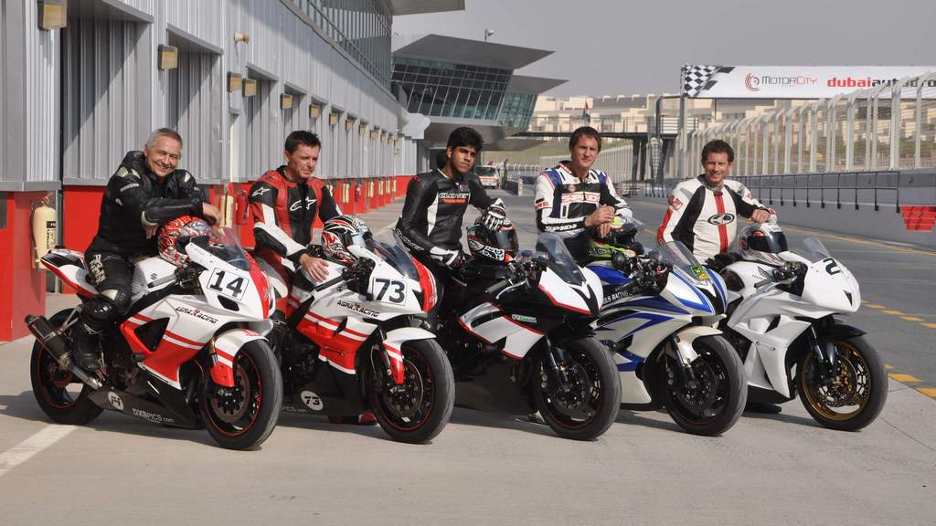UAE: National motorsports back on track this weekend at Dubai Autodrome