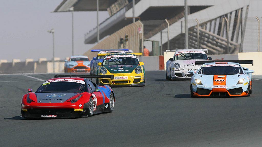 UAE GT: Ferrari duo Barff and Price take first win of season in UAE GT