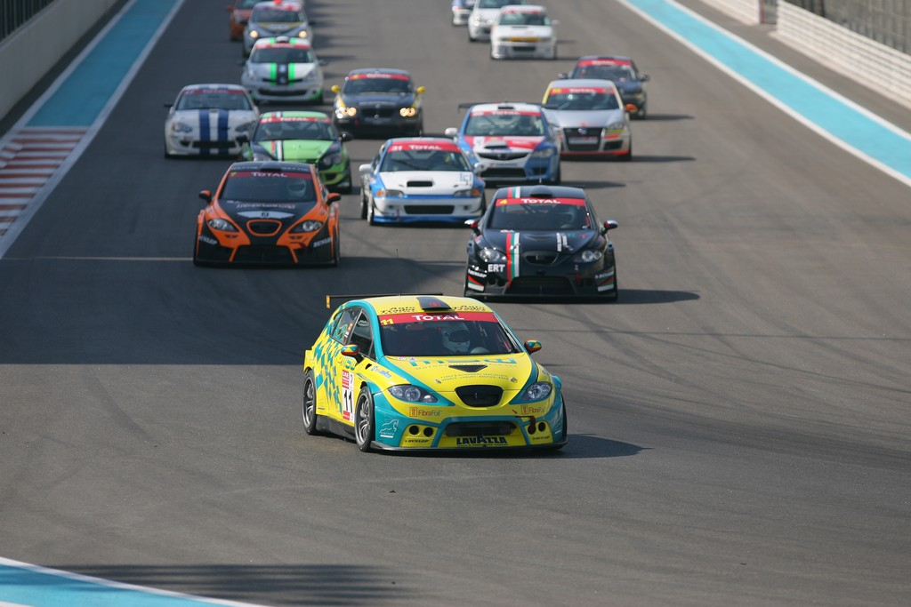 MSW Racing set sights on class win at Dubai 24 Hours