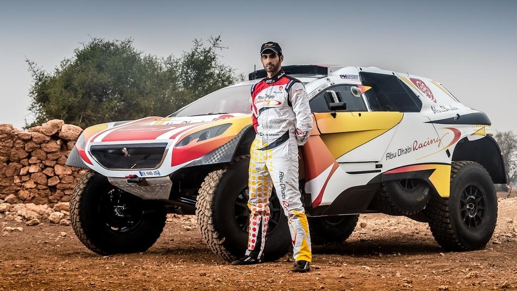 Abu Dhabi: Sheikh Khalid Al Qassimi to enter Dakar Rally with PH Sport