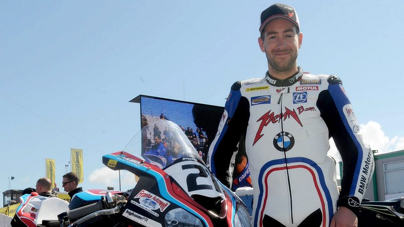 Bikes: Evesham BMW rider Simon Andrews sadly succumbs to injuries sustained at North West 200