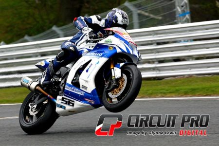 John contested the BSB series in 2015 taking a few podiums along the way