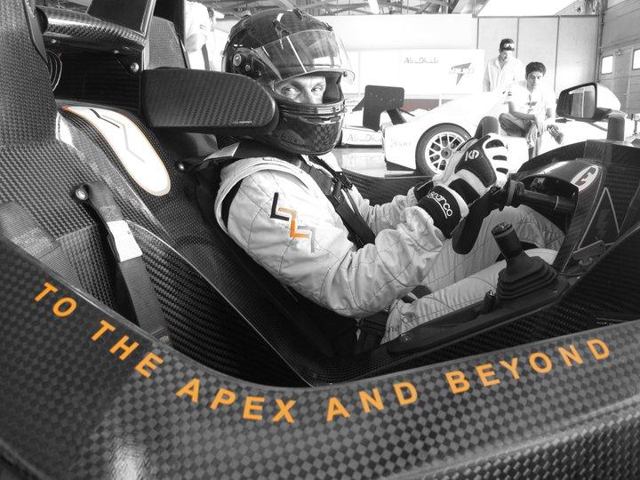 Sayel Racing: Spotlight on proud Palestinian GT racing driver Saad Salman