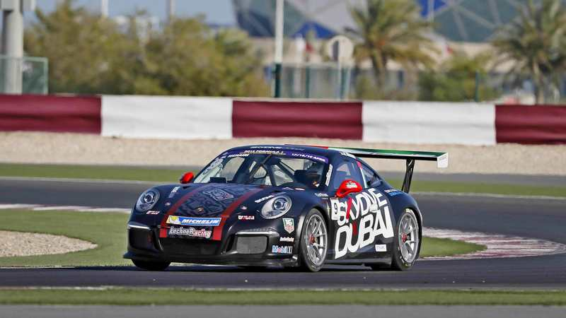 UAE: Top drivers have it all to race for in the Porsche GT3 Cup Challenge at Dubai Autodrome this weekend