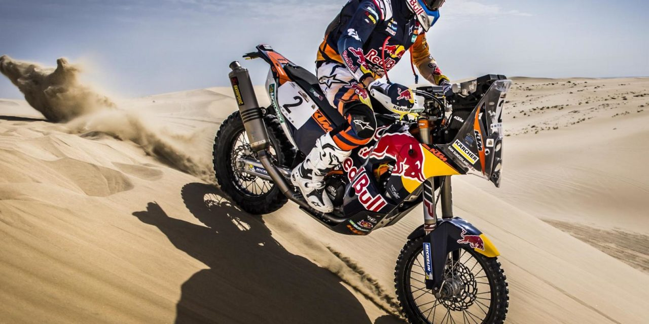 UAE: Dubai based Dakar Champ Sam Sunderland aims for maiden win in Abu Dhabi Desert Challenge