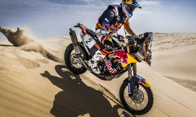 UAE: Dubai based Dakar Champ Sam Sunderland aims for maiden win in Abu Dhabi Desert Challenge