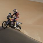 UAE: Al Attiyah extends Desert Challenge lead as Sunderland wins stage to regain Bikes advantage