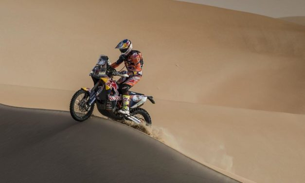 UAE: Al Attiyah extends Desert Challenge lead as Sunderland wins stage to regain Bikes advantage
