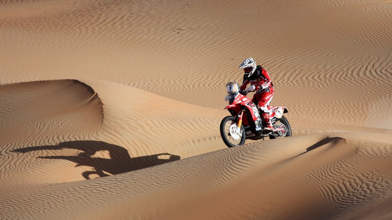 Rally: Sunderland targets Desert Challenge win after new chance with KTM