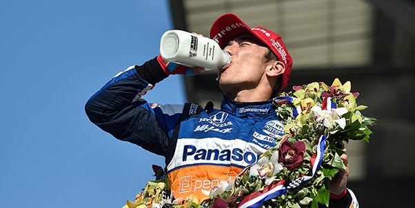 Indy500: Sato Earns Second Indianapolis 500 for Rahal Letterman Lanigan Racing under yellow flags