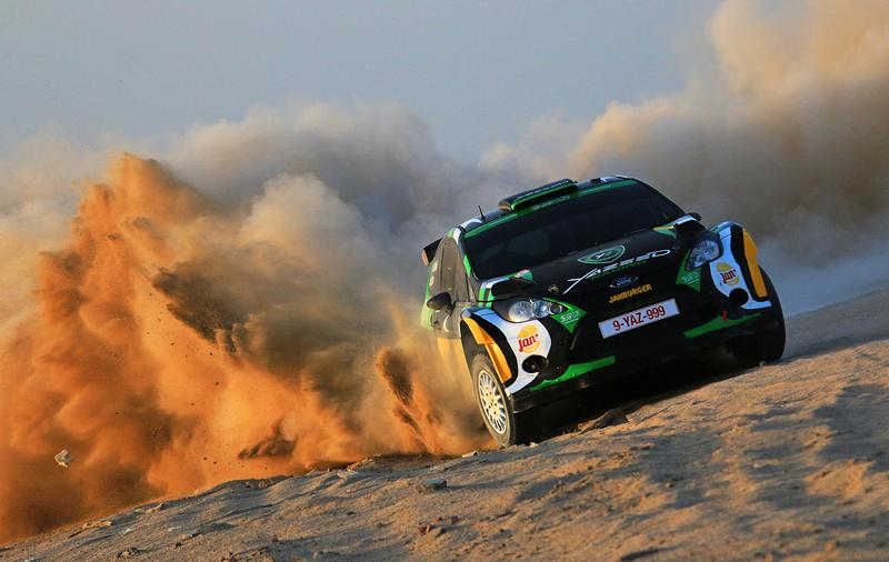 Rally: Twenty teams set to tackle 13 tough gravel stages in Kuwait International Rally