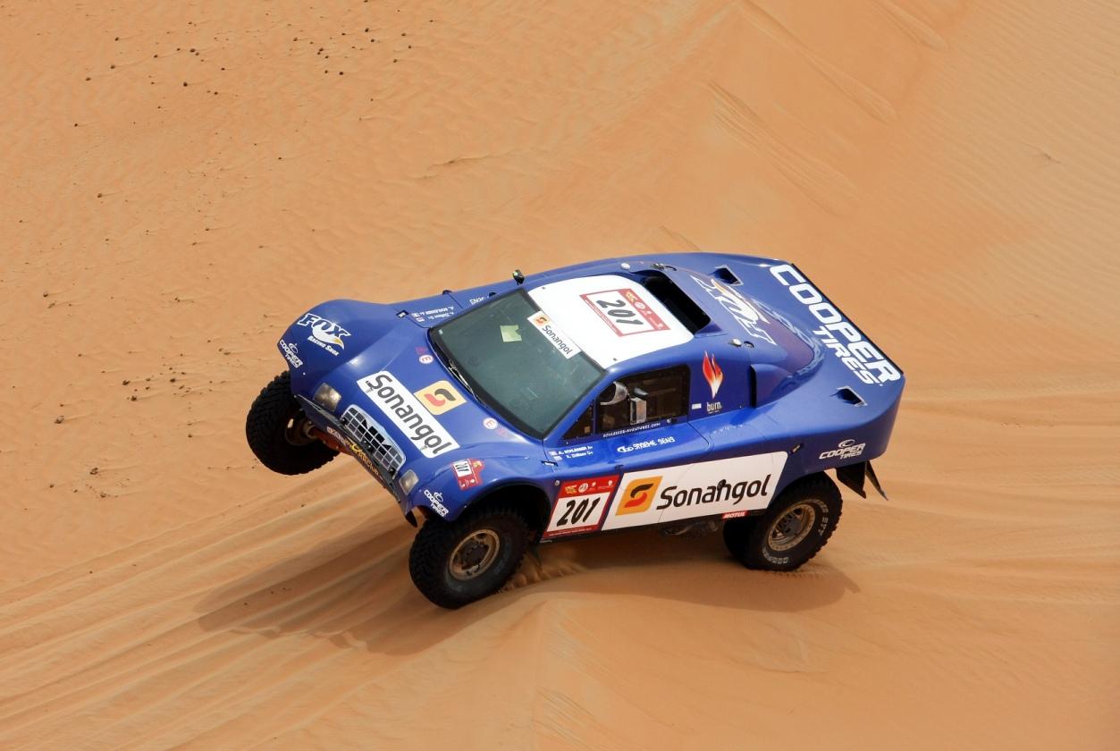Abu Dhabi Desert Challenge: Schlesser aims to extend winning record in 23rd Abu Dhabi Desert Challenge