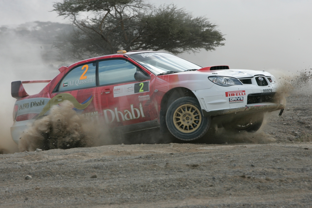 Rally: Middle East Title at stake as Dubai Rally brings regional series to a climax