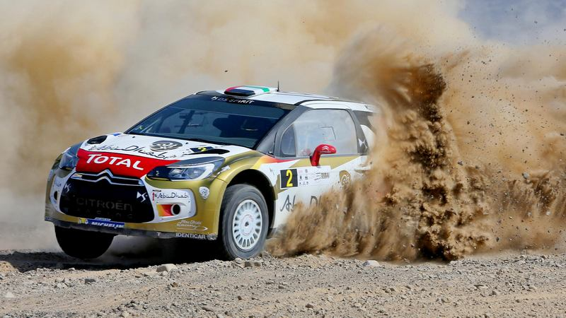 Rally: Al Attiyah leads after day one in tense fight with Al Qassimi