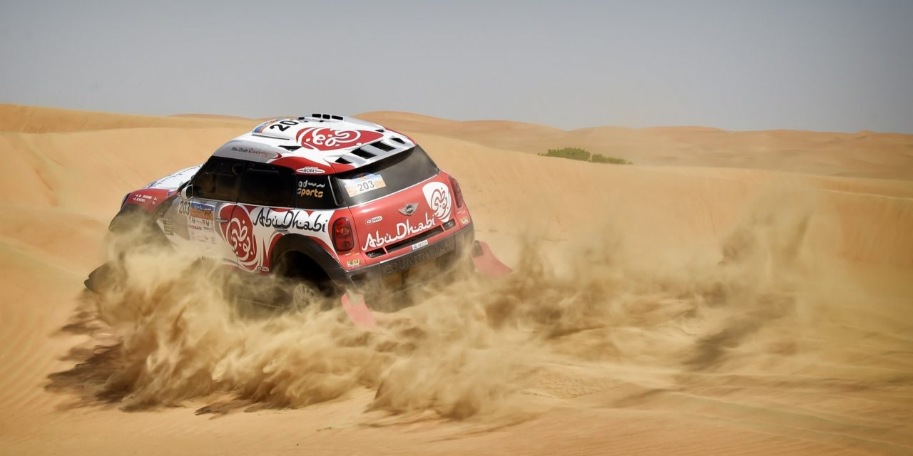 UAE: Old rivalry between Al-Attiyah and Al-Qassimi set to take centre stage in Abu Dhabi Desert Challenge