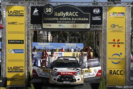 FIA WORLD RALLY CHAMPIONSHIP 2014 - Rally RACC-Rally de Espana