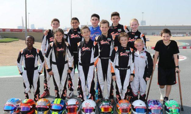 Karting: Sodi Racing Team reflect on the Dubai 'O' Plate Challenge event
