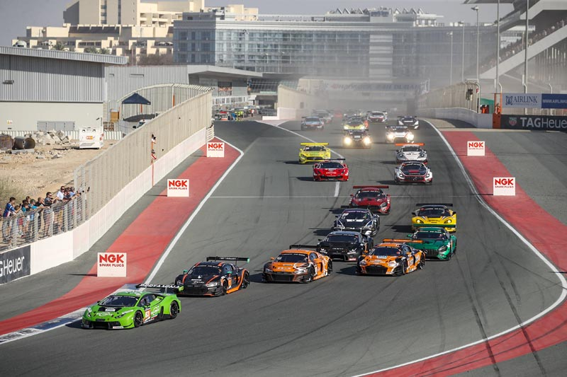 24H: Close to 80 entries already confirmed for the 15th annual Hankook 24H DUBAI