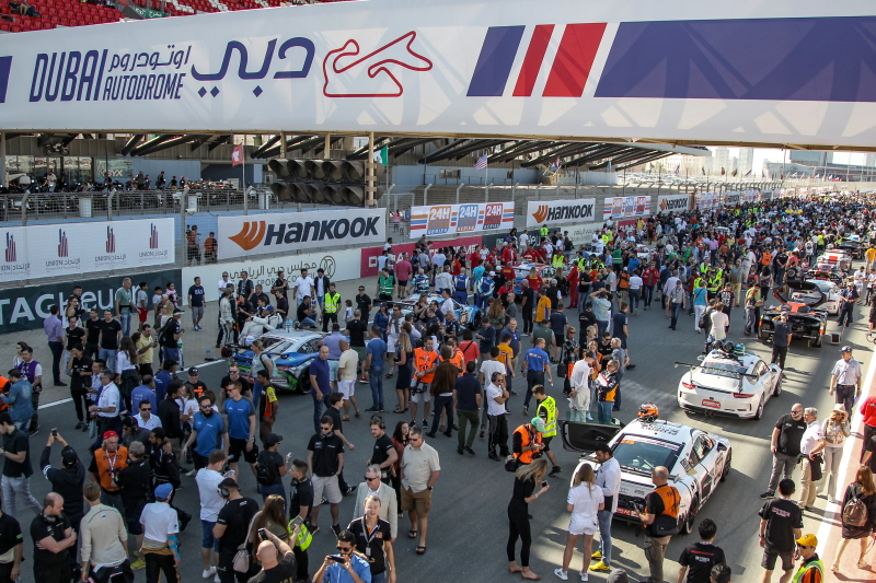 24H: Creventic launches new 24H Middle East Series events at Dubai Autodrome and Yas Marina Circuit