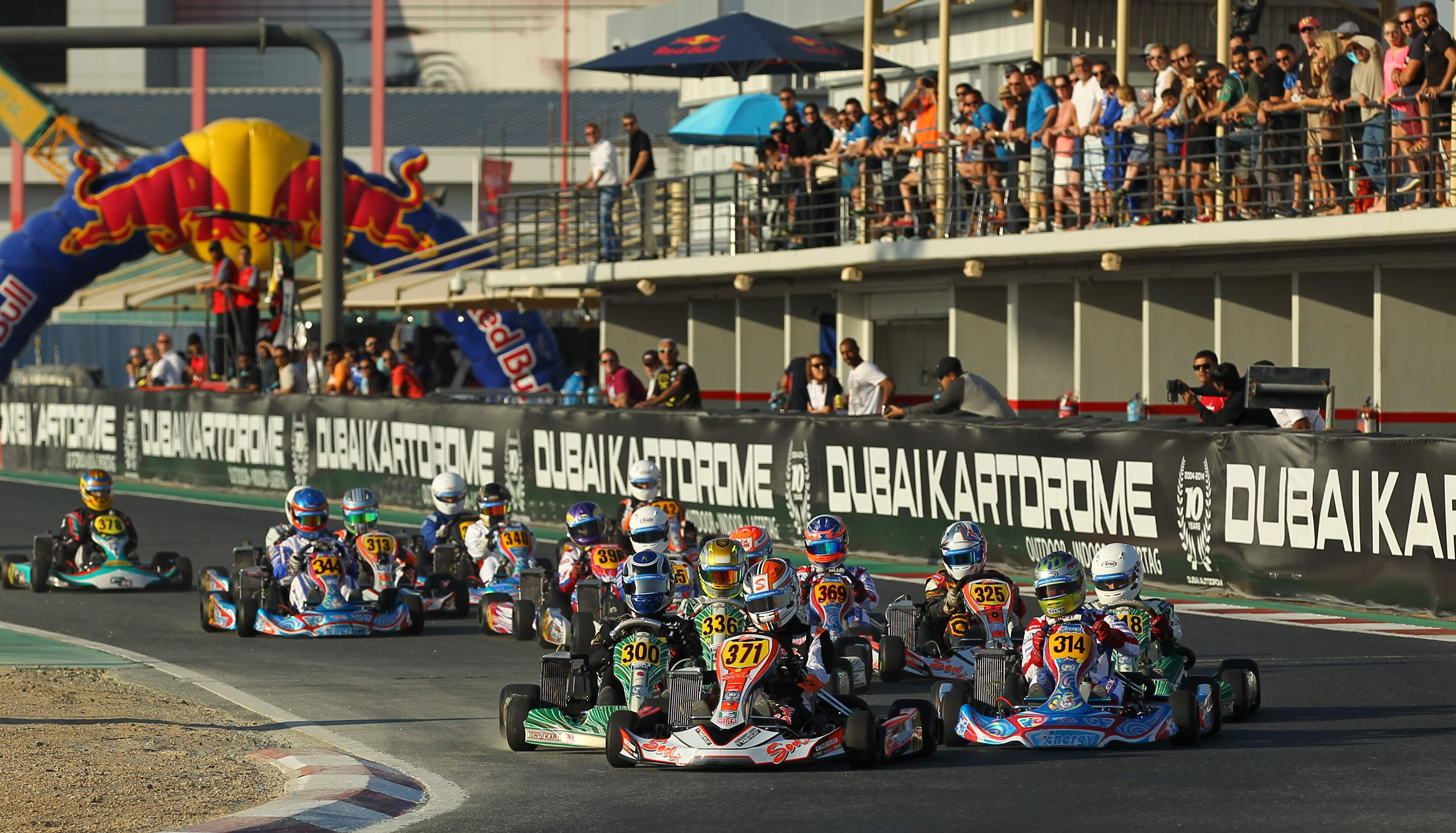 Karting: Action packed racing during the second edition of the O-Plate race day