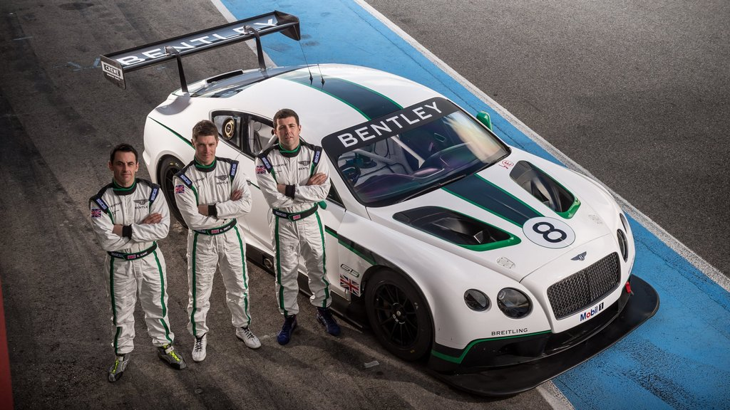 Gulf 12hr: Smith, Kane and Meyrick to race the Continental GT3 in Gulf 12 Hours