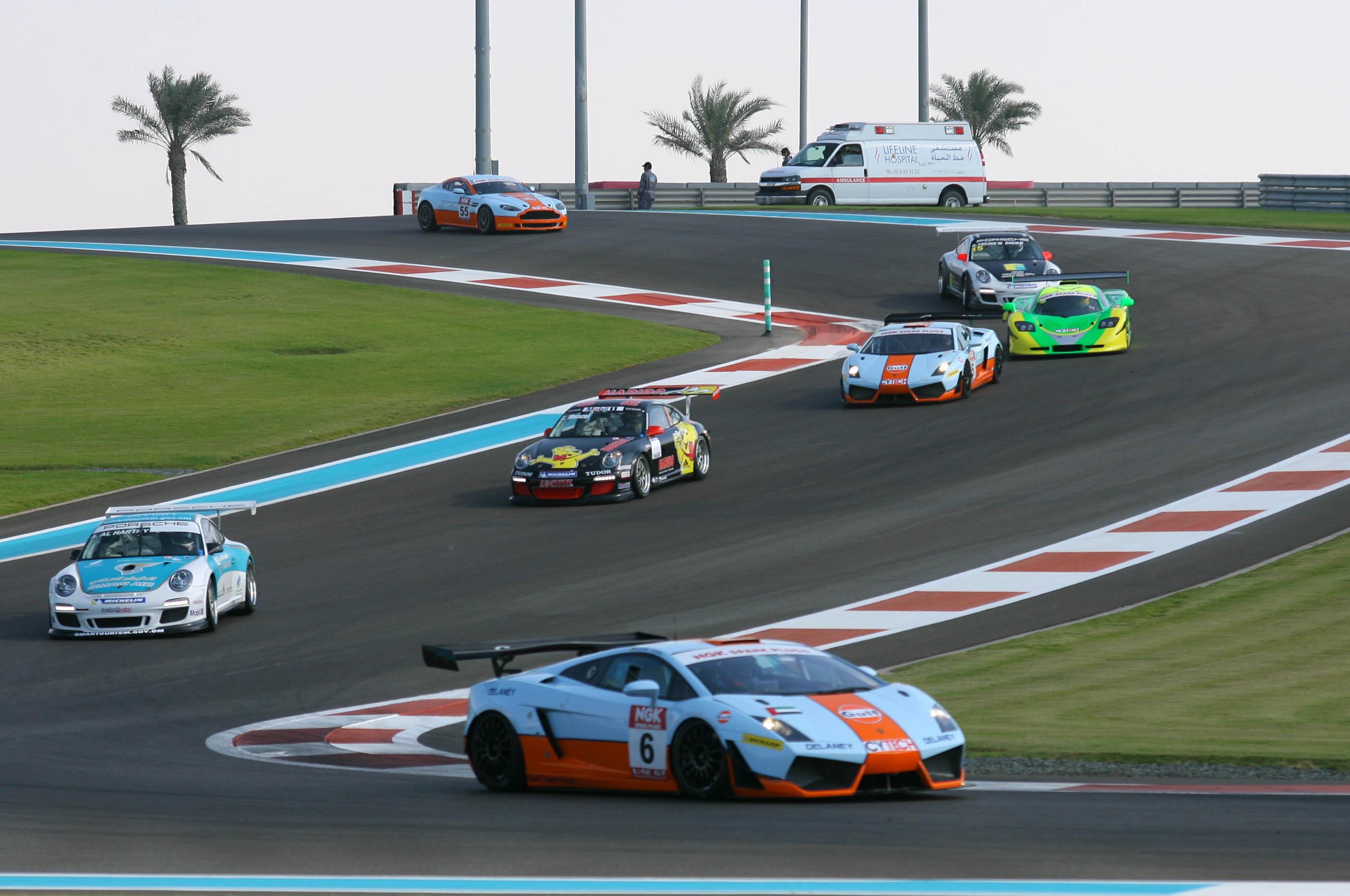 UAE National Racing: Lamborghini finally trump Ferrari in NGK GT Championship