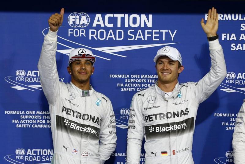 F1: Nico Rosberg claims Pole for Championship decider in Abu Dhabi