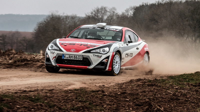 Rally: Toyota GT86 CS-R3 launched as newest FIA spec rally car
