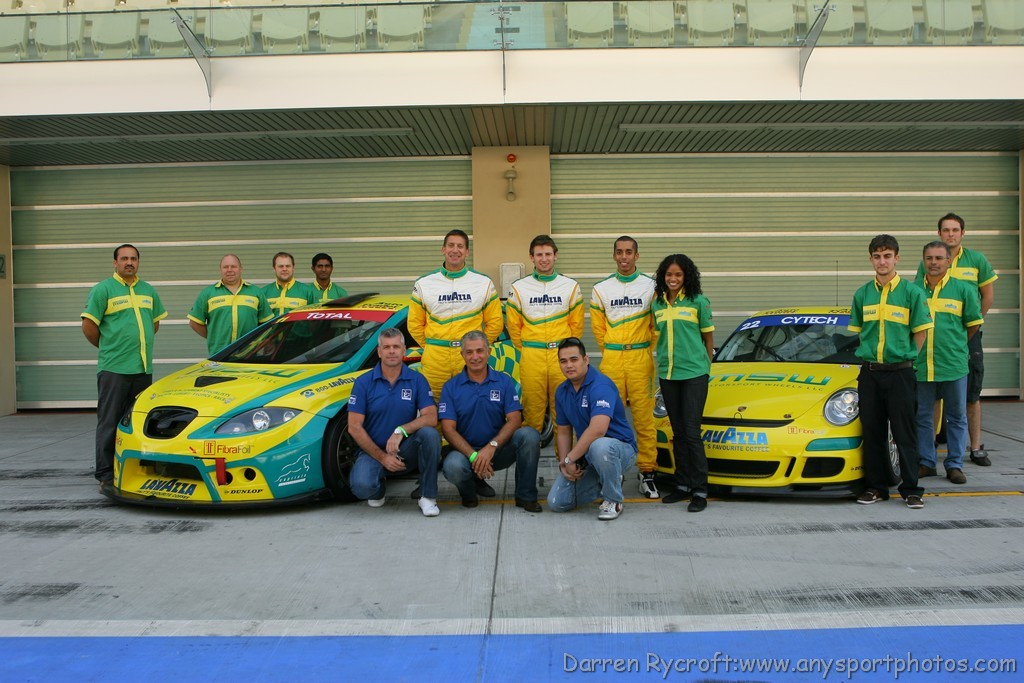 Driver Diary: 'Wet behind the gears' with Andre Ramdhany at Yas Marina Circuit