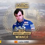WRC: Carlos Sainz crowned 'The greatest WRC driver of all time'