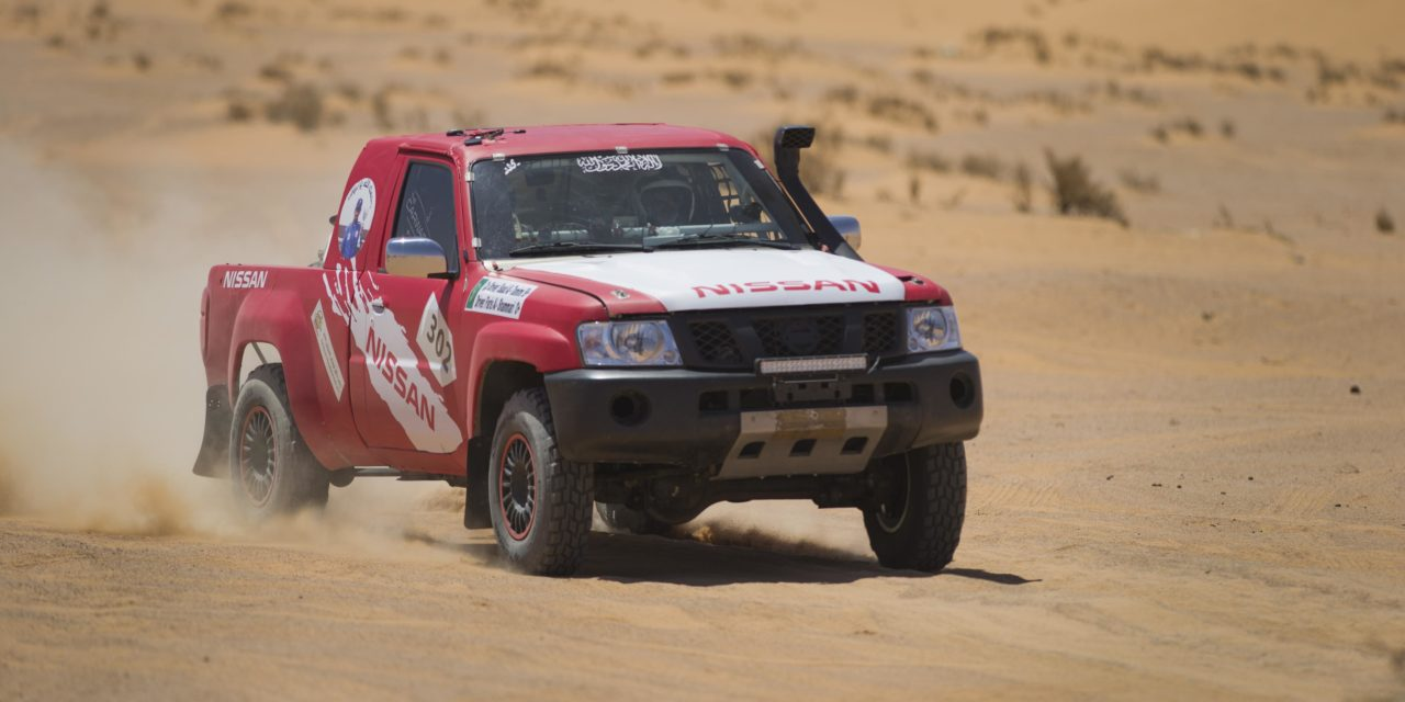Saudi: 13th Ha'il International Rally gets underway today with 46 teams entered