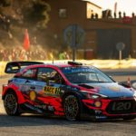 WRC: Thierry Neuville takes win in Spain as Tanak seals first WRC title