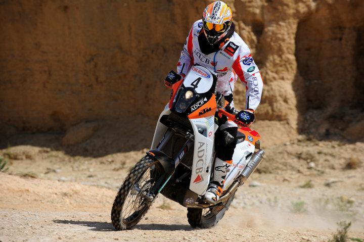 Pharaons Rally: KTM-UAE targets World title with Tim Trenker in Egypt